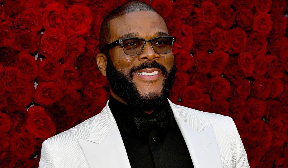 Tyler Perry, producteur, réalisateur et acteur afro-américain