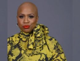 Ayanna Pressley, Congresswoman, about alopecia and bald head