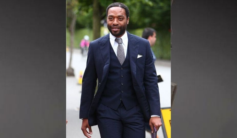 L'élégance chic de Chiwetel Ejiofor, acteur Britannique d'origine nigériane