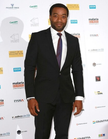 Chiwetel Ejiofor, acteur (12 Years A Slave, Doctor Strange, Half Of A yellow Sun)