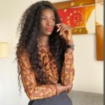 Coiffure Vip : le style extensions frisés de désirée Babassagana, Miss Nord-Cameroun 2020