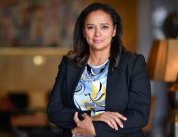 Isabel Dos Santos, fille de l'ex-président Eduardo Dos Santos (Angola)