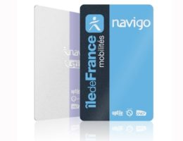 Pass Navigo France (transports en commun)