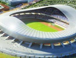 CAN 2021 Cameroun : Stade Olembe de Yaoundé