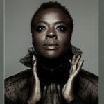 Viola Davis en afro court